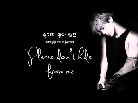 Jonghyun (SHINee) - Elevator (Lyrics: Hangul, Romaji, English)