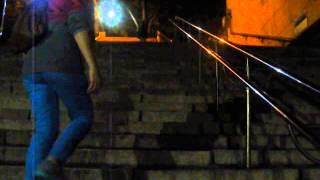 лестница с дорамы