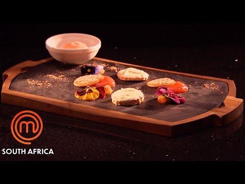 Carrot Dessert Invention Test 🥕🍨 | MasterChef South Africa | MasterChef World