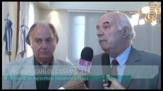 Agricultura destinó fondos para el desarrollo apícola santafesino