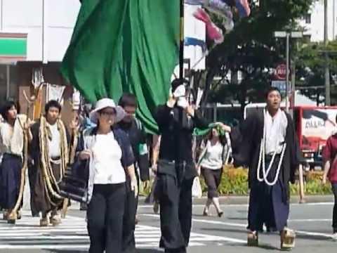 第51回 七大戦 応援団パレード ...
