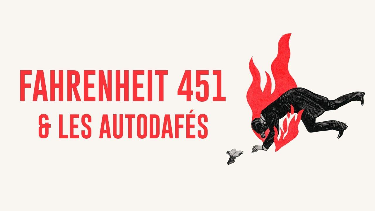 Bonus #3 Fahrenheit 451 & les autodafés | ANALEPSE