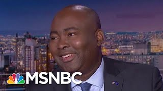 Jaime Harrison: 'The Word 'Hypocrite' Is Too Good' For Mulvaney   The Beat With Ari Melber   MSNBC