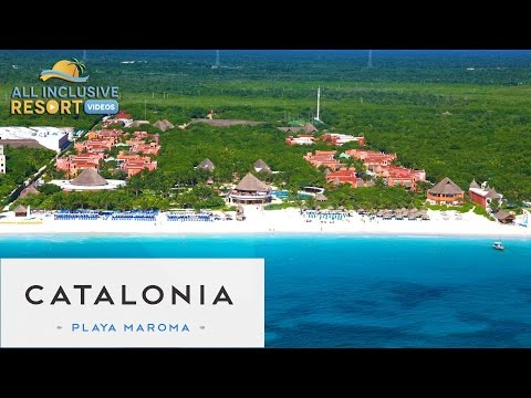 Catalonia Playa Maroma an All Inclusive Family Resort located in the Riviera May, Mexico