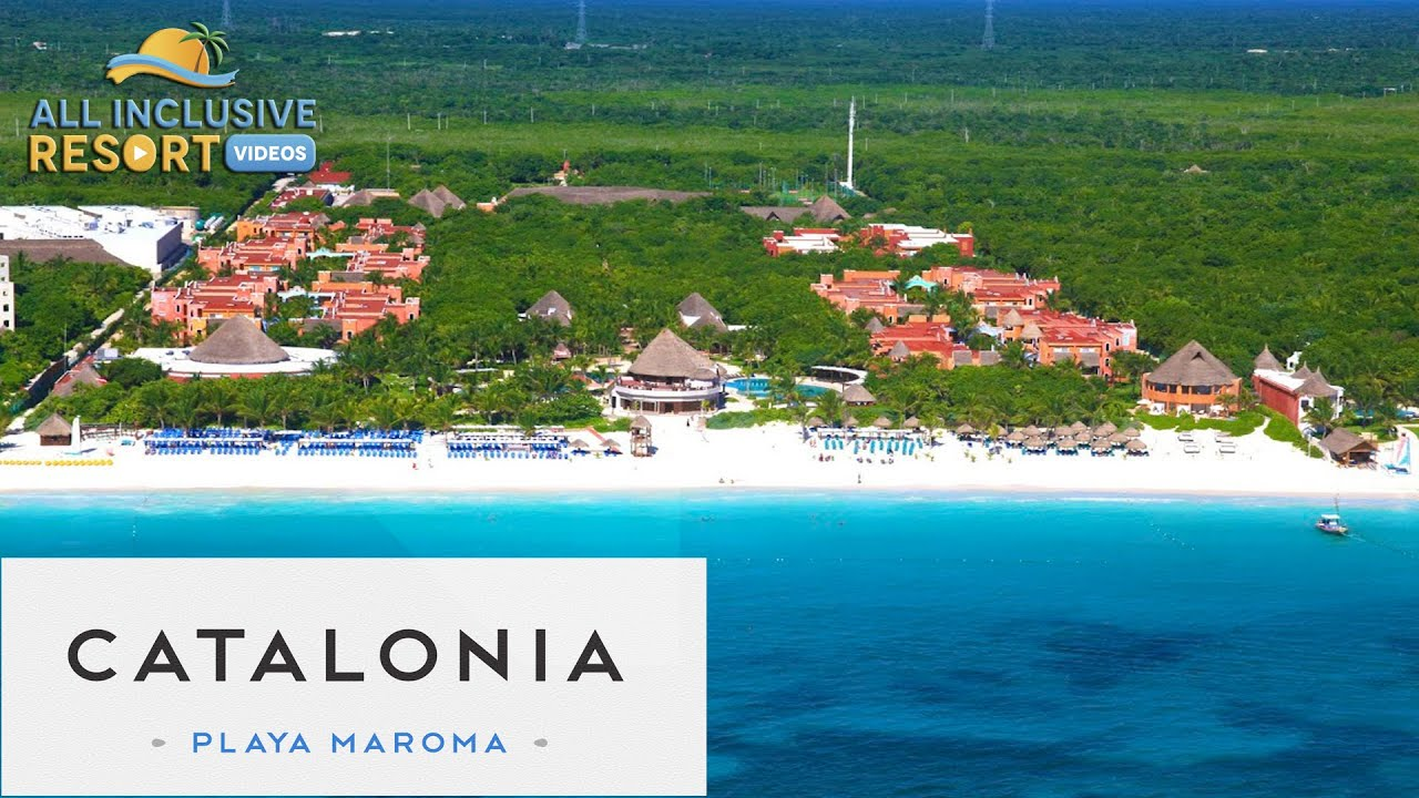 Catalonia Playa Maroma An All Inclusive Family Resort Located In The Riviera Maya Mexico You