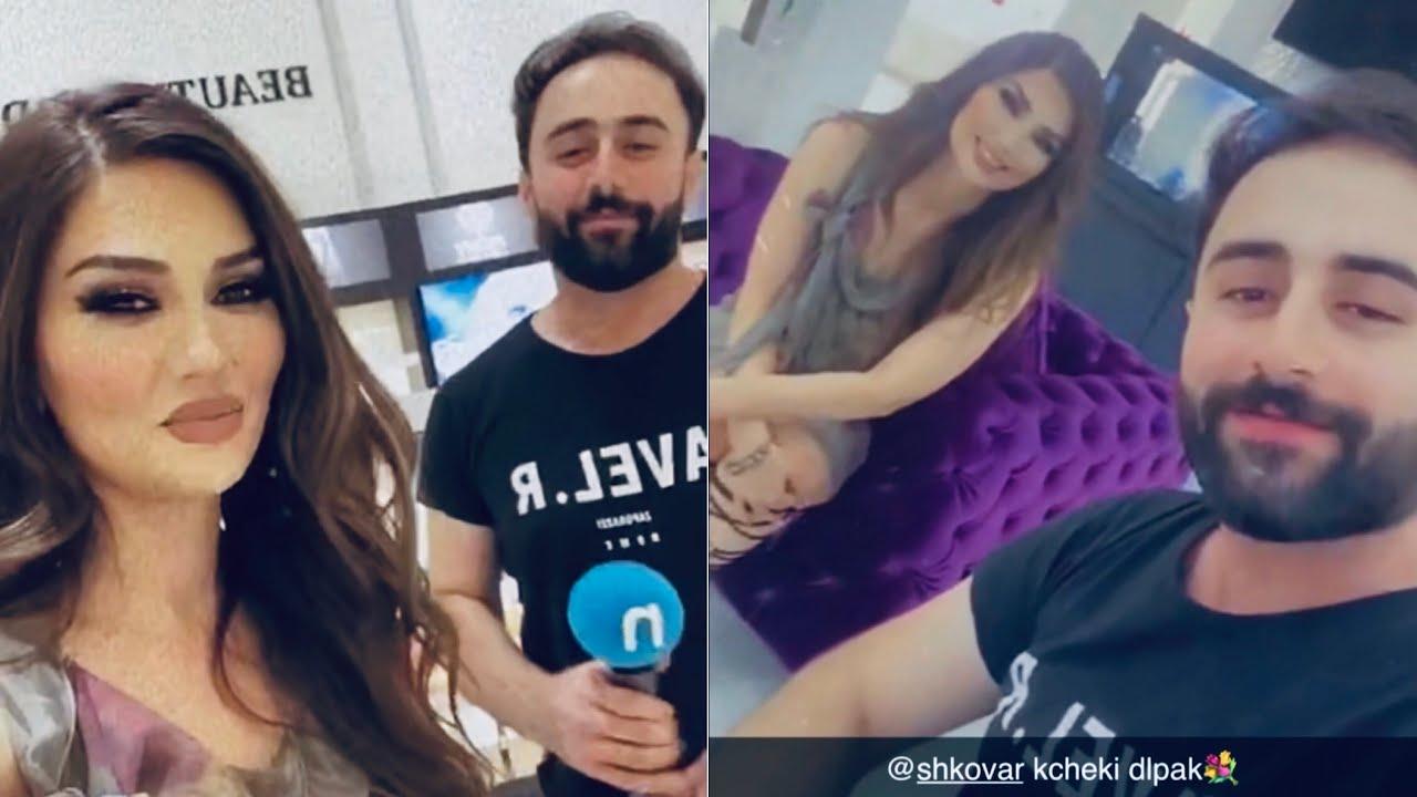 Soran ismail lagal shkova farhad la program Net tv videoy taza 2020