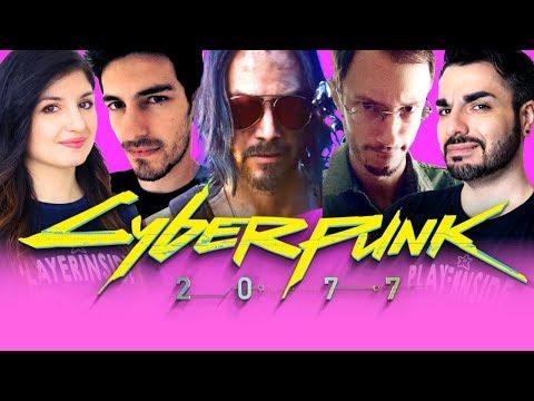 Parliamo di Cyberpunk 2077 con Sabaku e PlayerInside