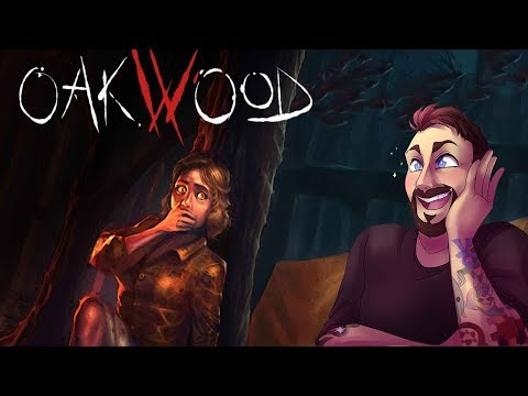 OAKWOOD - DON'T. MOVE. [Full Playthrough]