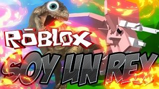 SOY UN T-REX!!! - TRAICIONAN A REXY!!!! - ROBLOX DINOSAUR SIMULATOR