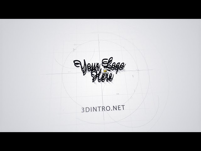 3Dintro.net 312 architect logo build v2 - 3Dintro.net - Intro Video