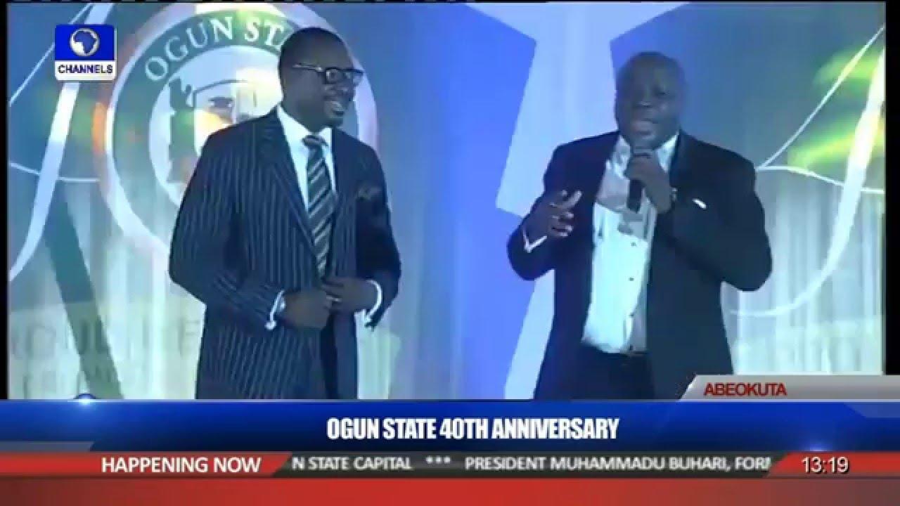 Ali Baba, Gbenga Adeyinka 1 Crack Joke On Buhari, DasukiGate