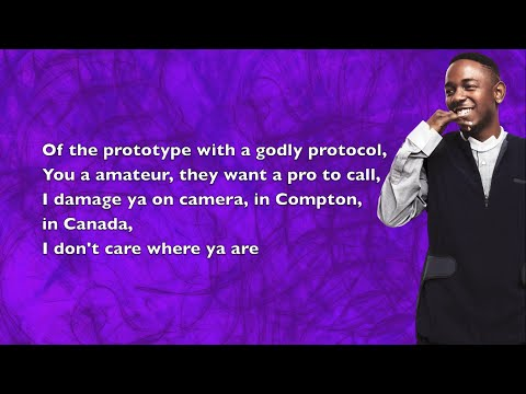 Childish Gambino - 2012 Coachella Freestyle (ft. Kendrick Lamar & Danny Brown) - Lyrics