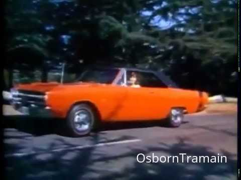1969 dodge dart commercial better quality and color. Cars Review. Best American Auto & Cars Review