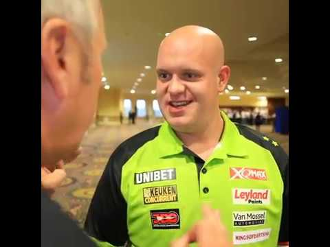Behind the scenes at the Unibet World Grand Prix