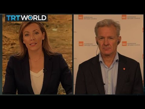 Jan Egeland discusses the humanitarian crisis in the Central African Republic