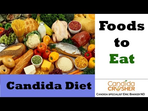 Candida Foods To Eat: Best Foods To Eat With Candida Diet