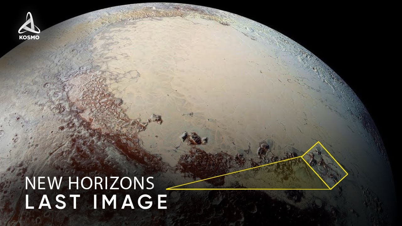 Download WHAT WAS THE LAST THING SEEN BY NEW HORIZONS ON PLUTO?