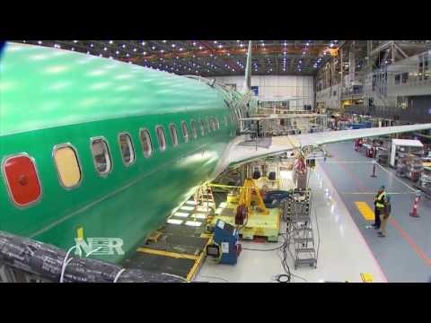 Boeing inks deal with Iran