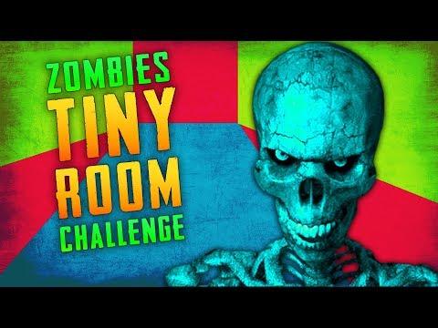 Tiny Rooms Challenge (Black Ops 3 Custom Zombies)