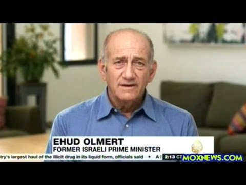 Israeli Prime Minister Ehud Olmert Now In Prison! (You're Next Netanyahu!)