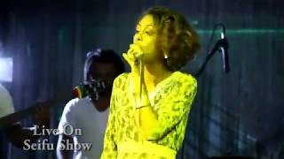 Betty G Live on seifu Show