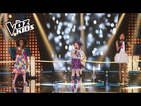Ellie, Azuquitar y Alexa cantan ¿Qué te pasa?  – Batallas