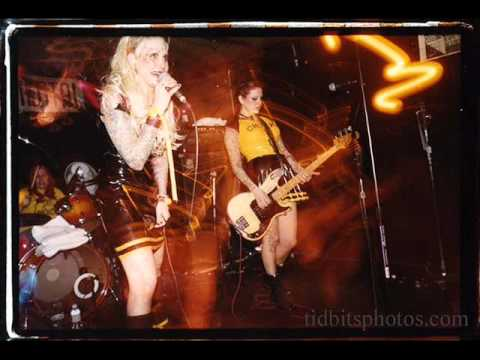 Lunachicks - Heart Of Glass