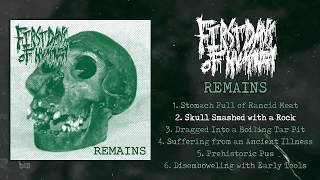 First Days of Humanity - Remains FULL EP (2019 - Goregrind)