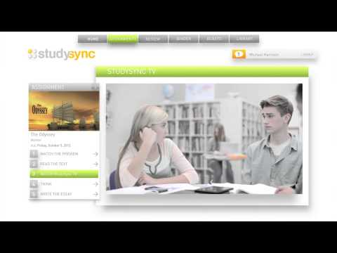 The Award Winning StudySync® in Action at Bishop Moore Catholic High School