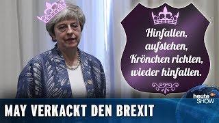 Der Brexit wird verschoben: Wann gehen die Briten endlich?