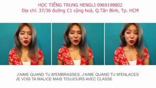 DESPACITO  中文版CHINESE VERSION  - HỌC TIẾNG TRUNG HENGLI