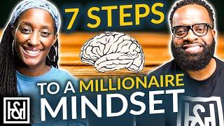 7 Steps To Cręate a Millionaire Mindset