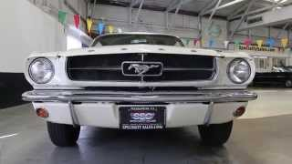 #P12100 1965 Ford Mustang