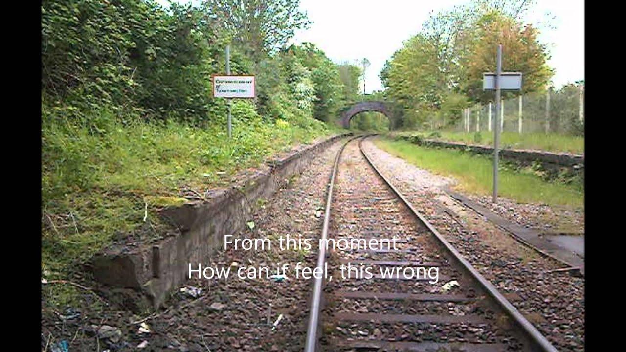 Portishead - Roads (Slideshow with Lyrics) - YouTube