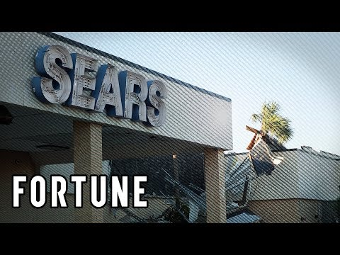 Why Sears Should Have Been Amazon