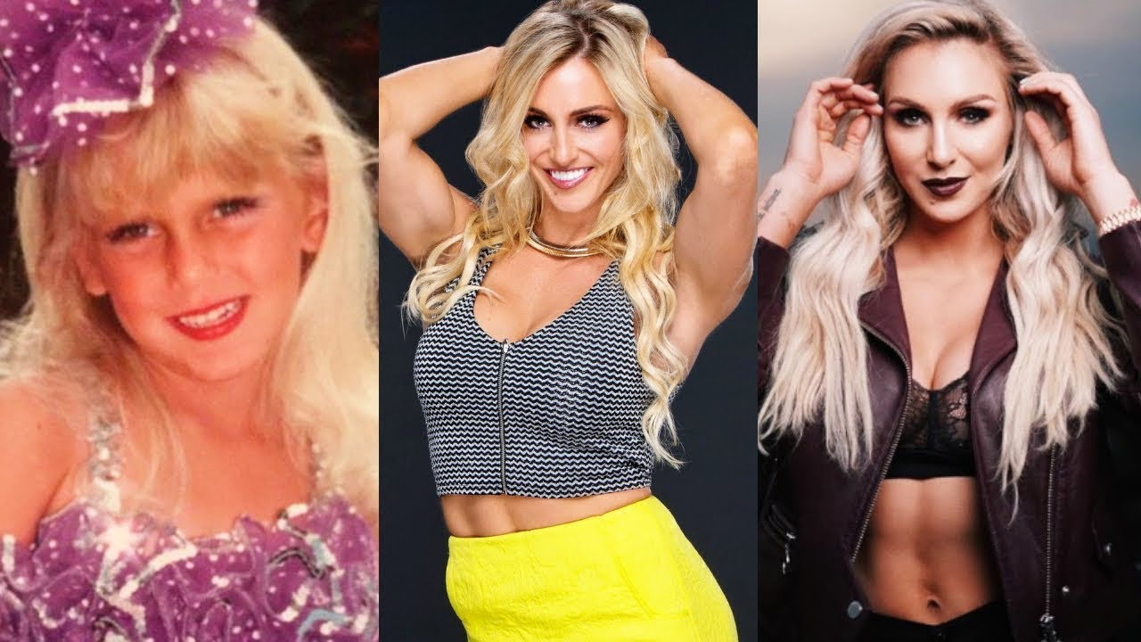 Download Charlotte Flair Transformation 2019 | From 1 To 32 Years Old