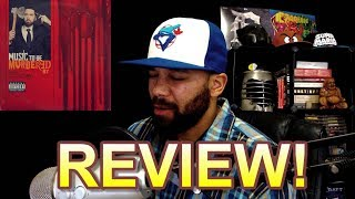 Eminem - Music To Be Murdered By Album Review (All Tracks + Rating)