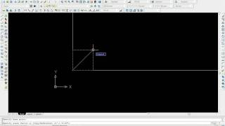 How to scale an object in AutoCAD