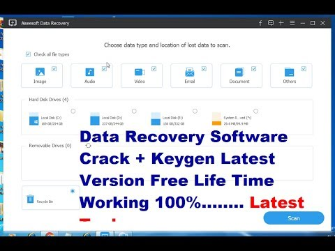 Data Recovery Software Crck, Recovery Any Delete Or Lost Data From Any Device