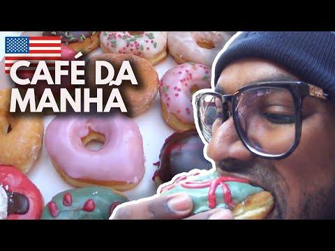 O PIOR CAFÉ DA MANHÃ DO MUNDO - ESTADOS UNIDOS