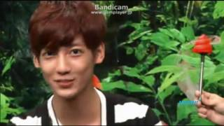 Youngmin smile