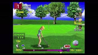 Classic Capture - Hot Shots Golf 2 (PS1)