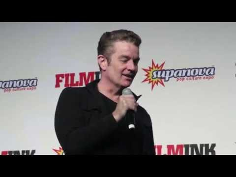 James Marsters talks about recording Dresden Files