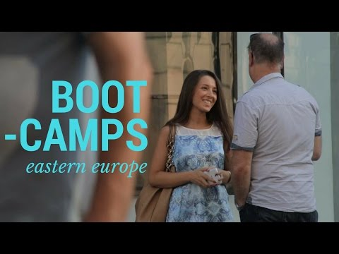 PUA bootcamp, training & day game (Budapest, Belgrade, Bucharest, Prague, Kiev, Bratislava)
