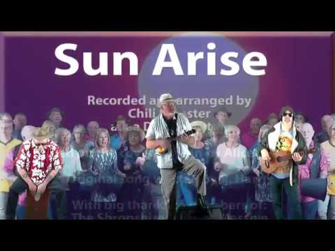 Sun Arise performed by Dave Cowton aka Chili Monster