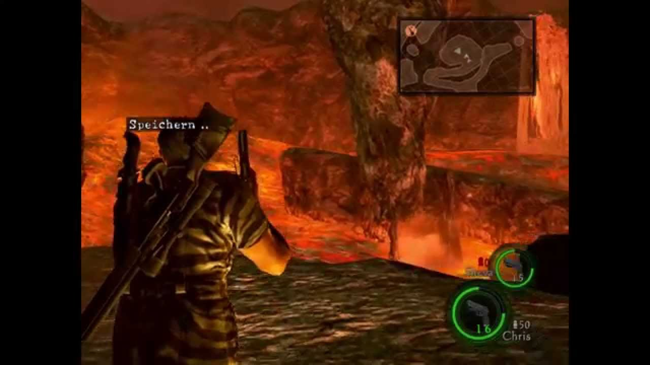 Resident Evil 5 The End Fight Against Wesker In Coop Mode Youtube