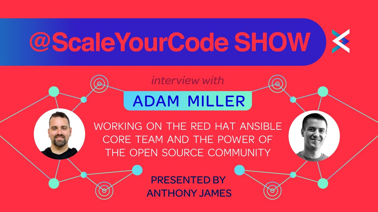 Working on the Red Hat Ansible Core team and the power of open source  community