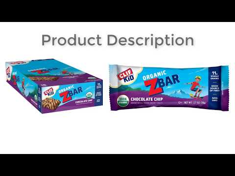CLIF KID Z BAR REVIEW | BEST PROTEIN BARS FOR KIDS | CLIF BAR REVIEW