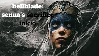 hellblade senua's sacrifice Gameplay - Vozes Do Submundo Jogo Sinistro