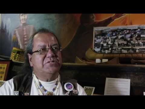 James Neptune interview, Penobscot Nation Museum, 2012